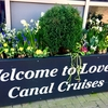アムステルダム カナルクルーズ乗船  1
