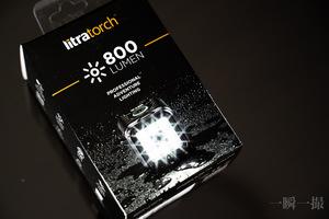 小型LED耐水10m Litra Torch(リトラトーチ) の使い方 ポートレート&フィギュア商品撮影編