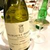 パリのランコニュでワイン会。