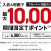 Yahoo!JAPANカード(ヤフーカード)の入会時3回利用で6,000円獲得キャンペーンをアマゾンギフトですぐクリアしよう!
