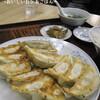 ●与野「餃子の満州」の餃子
