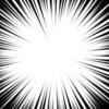 【シェーダーグラフメモ その28】集中線を作る
