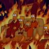 """シーズン2、第13話「良心の呵責""""Homer vs. Lisa and the 8th Commandment""""」"""