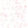 【94】 9/23 「手の練習&教本パース塾練習とメモ」
