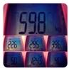 今週の体重、59.8kg。