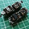 Zショーティー用動力ユニットを5mmゲージに改造してみた