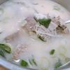 【韓国2日目】韓国で有名なソルロンタンを食べに