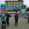 【初フルマラソ 田沢湖マラソン】 フルマラソンなんて二度と走るかぁ??
