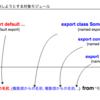 (Babel 5における)ES6のモジュールを解説してみた