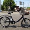 柏の葉店 お子様乗せ電動自転車!旧モデルも特価です!
