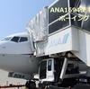 ANA【普通席】1694便 那覇✈️新千歳 搭乗記とB737-800のおすすめシート