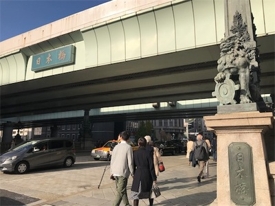 東京オリンピックのマラソンコースを走ろう②〜6km地点の水道橋駅から12km地点の浅草橋駅まで〜