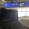 イベリア航空エコノミークラスで使うThinkPad X1 Carbon