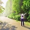 散歩から始まる、体力作りと筋力作り