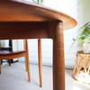 無垢材のダイニングテーブルにして10ヵ月。良かったことをまとめてみる。宮崎椅子製作所。
