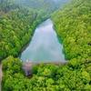 古川貯水池(北海道上川)