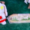 【サラダチキン&コールスロー】セブンイレブン 3月25日(水)新発売、セブン コンビニスイーツ パン 食べてみた!【感想】