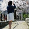 COCOROちゃん その15 ─ 桜よ咲いてよ咲いて咲いてお散歩撮影会2021 ─