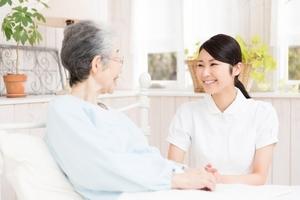 中心静脈栄養でも在宅介護できますか?