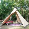 Amazonでも未だ売り切れ!tent-Mark DESIGNS CIRCUS TC(テンマクデザインサーカスTC)!大人気のテントを紹介します!