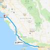 ANAマイル特典で行くL.A.・サンノゼの旅⑧ロスからサンフランシスコまでレンタカーで移動