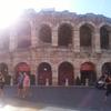 イタリア旅行 6日目(ヴェローナ 中世の古都 世界遺産)