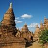 タイ、ミャンマー旅行 DAY7*ポッパ山→バガン 遺跡探索再開!バガン弾丸旅行最終日。