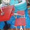 庭でプール歴9年!庭でプールをする時の我が家の準備を教える!
