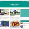 はてなブログ【ZENO-TEAL】にテーマを変更  はてなブログとワードプレスを比較