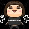 【LINE】NEODEAD公式LINEスタンプ発売のお知らせ!