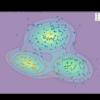 【Python】4.4.4:ガウス混合モデルにおける推論:崩壊型ギブスサンプリング【緑ベイズ入門のノート】