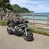 青海島へツーリングに行ってみた 1日目