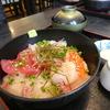 海に面していないのに?はにわの一番人気は海鮮丼@鹿児島県姶良郡湧水町
