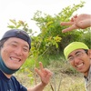 【畑】再会の喜び