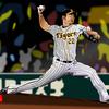 阪神タイガース 藤川球児をエクセルで描いてみた