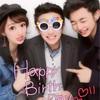 誕生日と友達