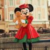 ディズニーシー:ミニーとクラリスとクリスマススイーツ