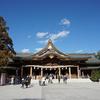 寒川神社に行ってきました