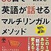 英語を話せるようになりたい!!