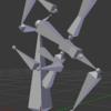 BlenderでUnity用モーションを作ってみよう!(第3回)