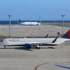 【デルタ航空】国内線で、もれなく500マイル スカイマイルのニッポン500がすごい