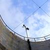 ピサの斜塔・上空