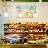 ミュンヘン市手工芸品受賞パン屋さんで朝ミーティング