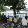 【美術部】夏合宿を行いました