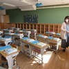 3・4年生:子どもたちを待つ教室