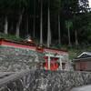 東吉野村、萩原・伊豆尾の高地集落と神社
