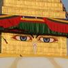 ネパールにあふれるブッダアイとは