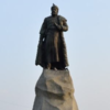 【エロフェイ・ハバロフ像】ロシア/ハバロフスク