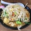 トナリ@東陽町の味噌タンメン