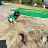 砂遊び・水遊びで、子どもの心は浄化する